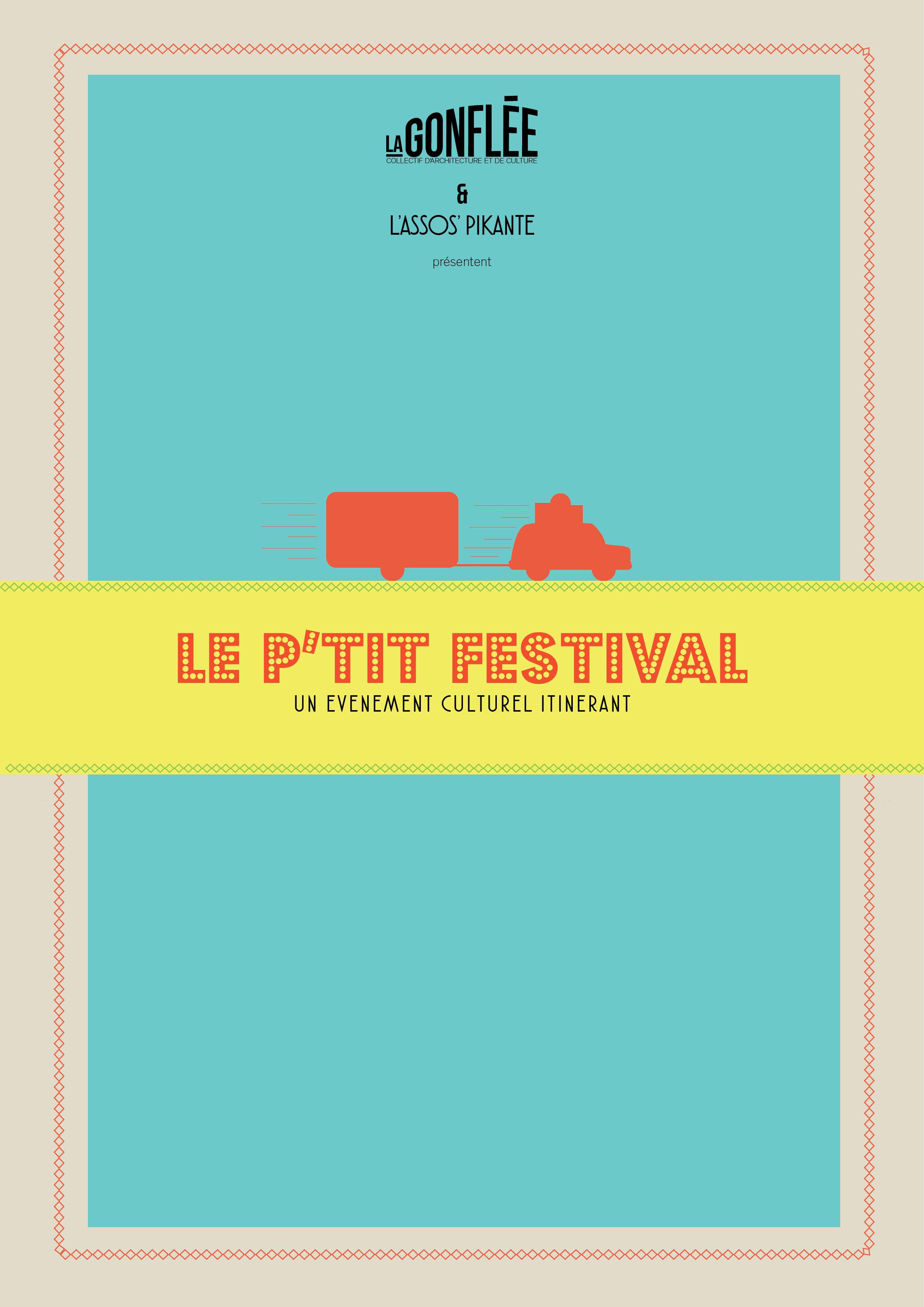Le P'tit Festival - Dossier de présentation -p1