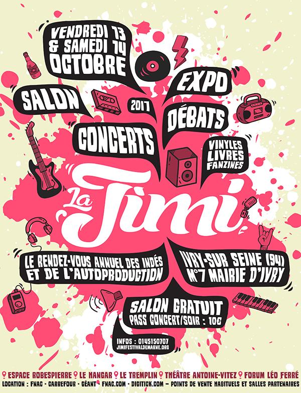 Visuel générique - La JIMI 2017